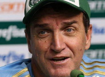 Cuca indica que Palmeiras busca atacante no mercado