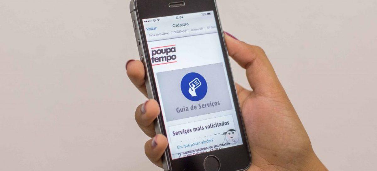 Poupatempo alerta para golpe na internet que já fez 40 vítimas
