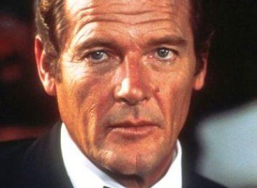 Morre aos 89 anos Roger Moore, um dos maiores 007 do cinema