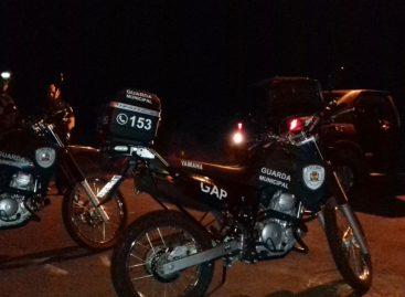 Guarda Municipal recupera veículo roubado com participação em crimes em Itatiba e região