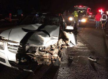 Acidente na Itatiba-Louveira deixa motociclista em estado grave