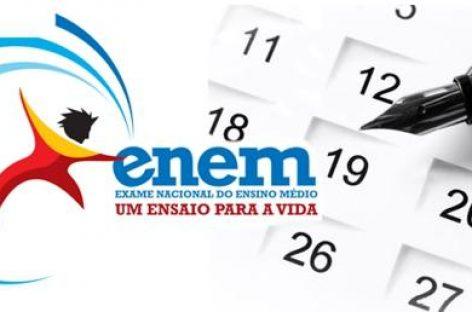 Candidatos têm até esta sexta para se inscrever no Enem