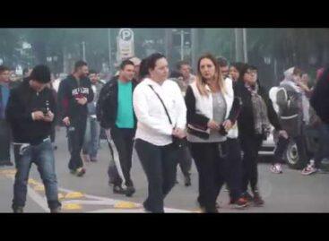 Cerca de 2 mil devotos participaram da 34ª Romaria Pedestre em louvor à Santa Rita de Cássia