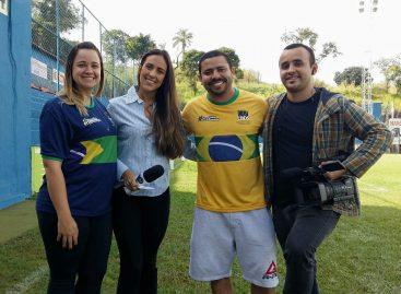 Atletas com surdez de Itatiba tentam arrecadar dinheiro para participarem da Surdolimpíadas