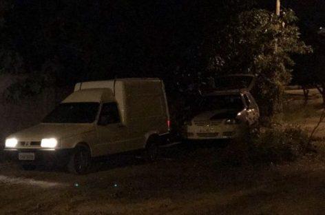 """Adolescentes roubam """"carro do churros"""" e são presos pela PM em Itatiba"""