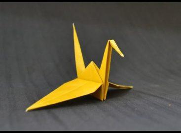 Para promover a paz, campanha convida itatibenses a fazer origamis