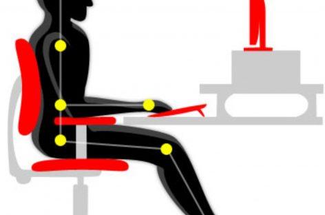 Você sente dores nas costas? No pescoço?