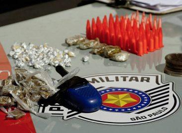 PM prende três em operação de combate ao tráfico no Pedro Costa