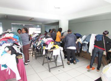 Bazar Solidário da Campanha do Agasalho é prorrogado em Itatiba