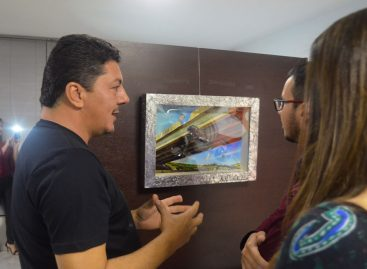 """Exposição """"Click 3D"""" segue até o final do mês no Espaço Dito Pinhá da Câmara Municipal de Itatiba"""