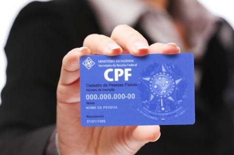 Receita altera norma sobre CPF e permite inclusão de nome social no documento