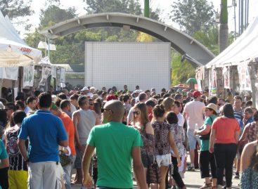 Mais de 25 mil pessoas participaram da 21ª Festa de São Pedro