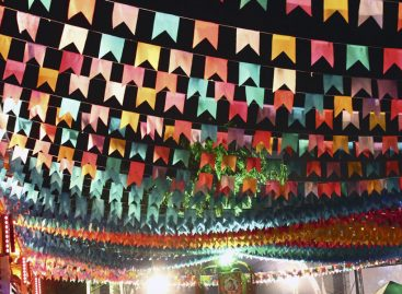 Festa Julina reúne música e comidas típicas na Paróquia Nossa Senhora do Rosário de Fátima