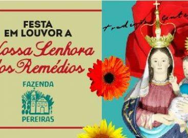 Fazenda Pereiras realiza Festa em Louvor a Nossa Senhora dos Remédios