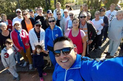 PM faz integração comunitária em Itatiba