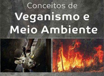 Veganismo e Meio Ambiente serão tratados em palestras no Teatro Ralino Zambotto