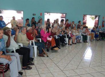 Asilo São Vicente de Paulo promove programação especial para Semana do Idoso