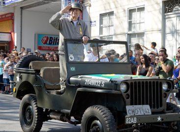 Feriado de 7 de Setembro é marcado por desfile em Itatiba