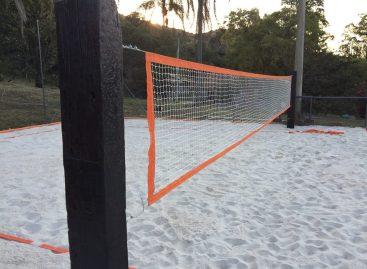 Beach Tennis ganha novas quadras em Itatiba