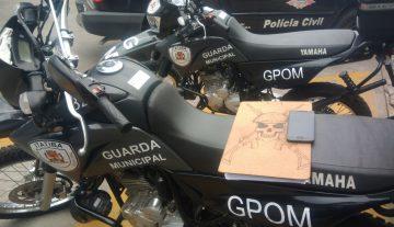 GPOM prende homem com celular furtado em Itatiba