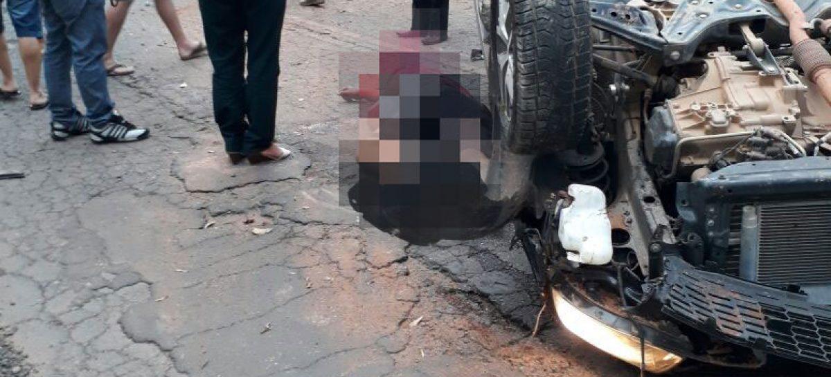 Acidente na Itatiba-Valinhos deixa duas pessoas feridas