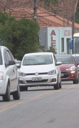Rua Coronel Peroba será mão única a partir de segunda-feira (23)