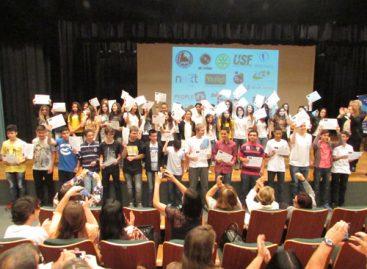 Cerimônia de Premiação do Concurso Melhor Estudante acontece hoje