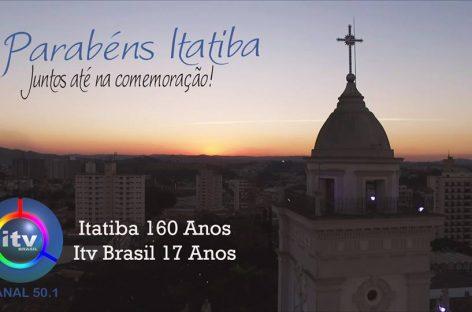 Aniversário da ITV Brasil é comemorado por telespectadores e parceiros