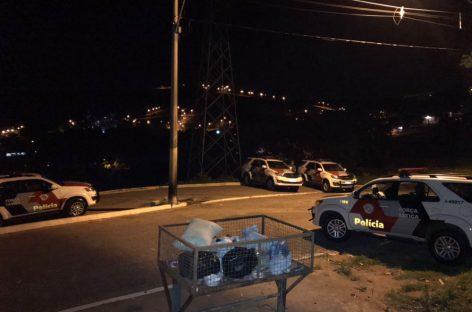 Força Tática realiza operação para coibir tráfico em Itatiba