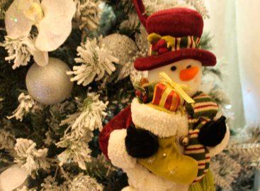15ª edição da Casa do Papai Noel está pronta para as visitações