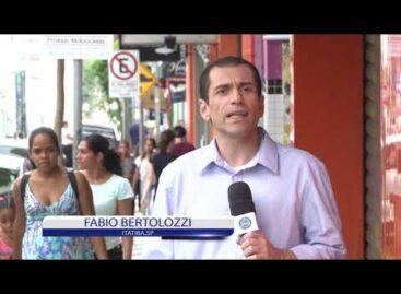 Economia apresenta melhora em Itatiba, segundo SCPC