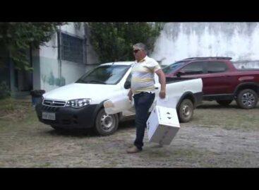 Casa da Agricultura de Itatiba recebe embalagens vazias de produtos agroquímicos