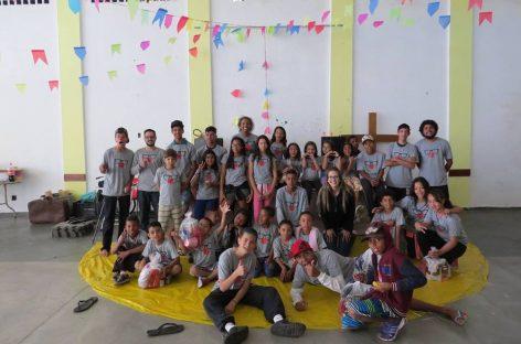 Projeto oferece oportunidades para crianças e jovens do San Francisco, em Itatiba