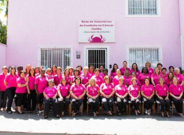 Rede de Voluntárias presta solidariedade a portadores de câncer