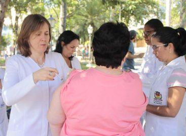 Começa a Campanha de Vacinação contra a Gripe