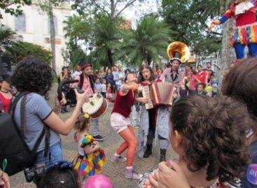 Semana do Brincar agita crianças em Itatiba