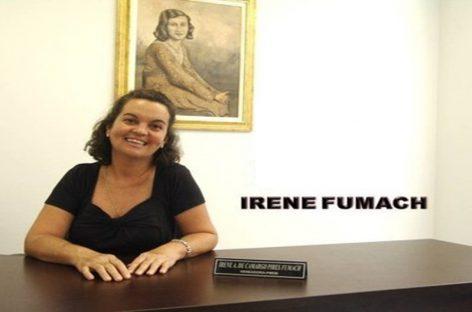 Faleceu neste Domingo a Ex primeira Dama de Itatiba, senhora Irene Fumach