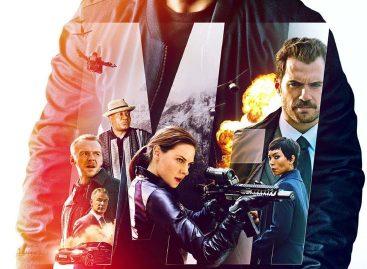 Mais um filme da série Missão Impossível chega nos cinemas