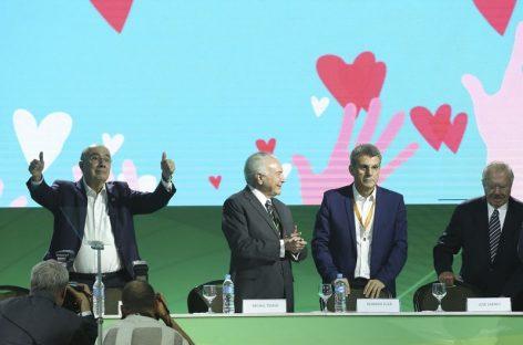 Candidatura de Meirelles à Presidência da República é oficializada