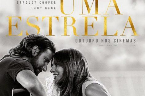 Nasce uma estrela: estreia nos cinemas