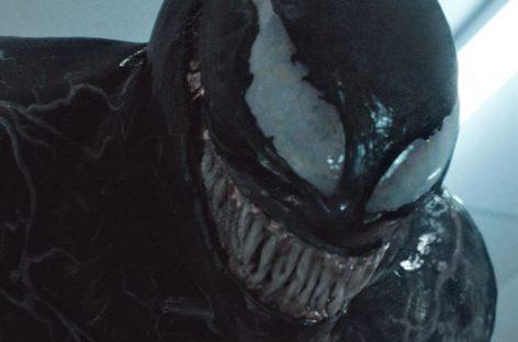 Venom estreia levando mais de 1 milhão de espectadores ao cinema