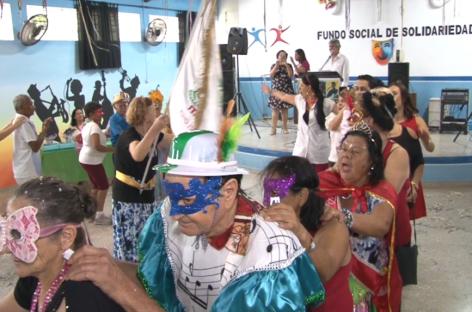 Baile da Melhor Idade é realizado em Itatiba-SP