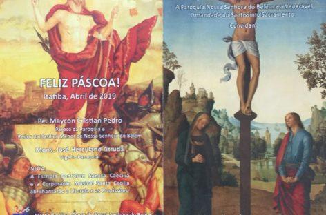 Padre Maycon fala sobre a programação da Semana Santa da Basília de Nossa Senhora do Belém