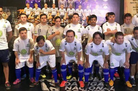 Itatibense é convocado para a Seleção Brasileira de Futsal Down