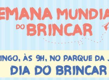 Semana Mundial do Brincar teve início em Itatiba
