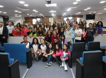 """Projeto """"Minha Escola sem Bullying"""" foi lançado em Itatiba"""