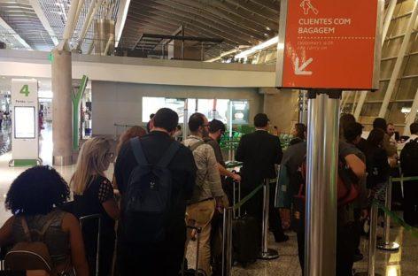Mais quatro aeroportos adotam novas regras para bagagem de mão