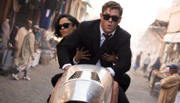 MIB: Homens de Preto – Internacional é a maior estreia da semana