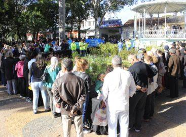 Dia Mundial do Meio Ambiente é comemorado em Itatiba