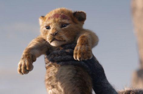O Rei Leão é a terceira melhor estreia no país